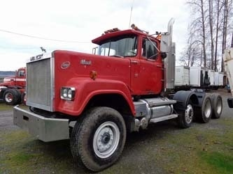 1984 Mack Truck Conventional - Day Cab