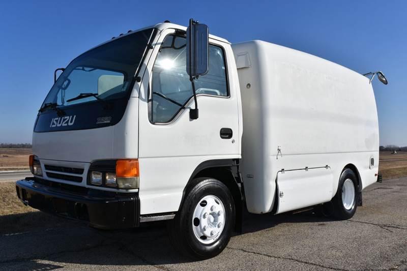 2002 Isuzu Npr Trugreen Truck Utility Truck - Service Truck