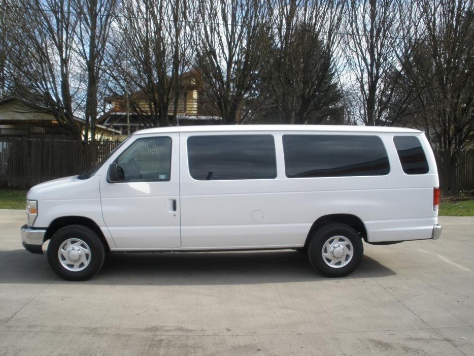 2014 Ford E350  Passenger Van