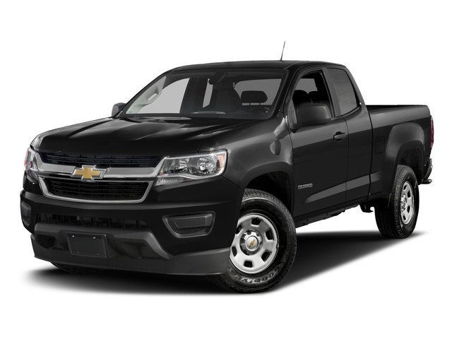 2017 Chevrolet Colorado Pickup Truck
