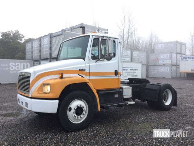 1995 Freightliner Fl70 Conventional - Day Cab