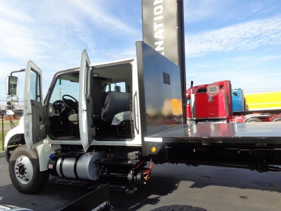 2016 International Durastar 4300 Cab Chassis, 6