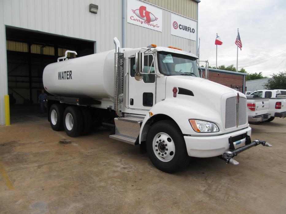 2017 Kenworth T370  Tanker Truck
