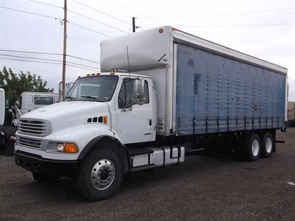 2009 Sterling Acterra 8500  Box Truck - Straight Truck