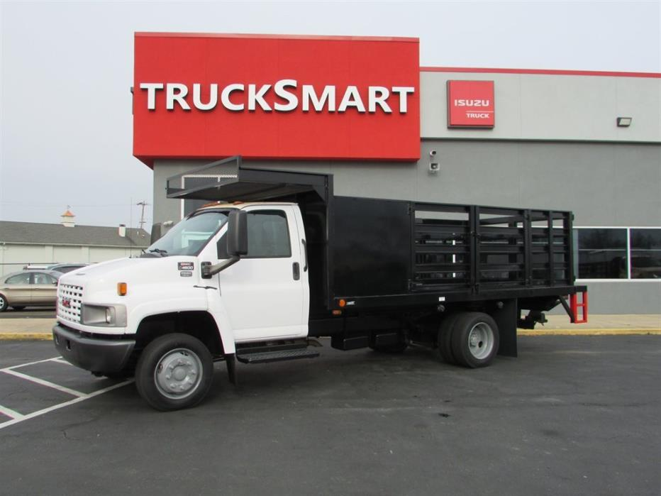 2006 Gmc C4500 Stake Bed