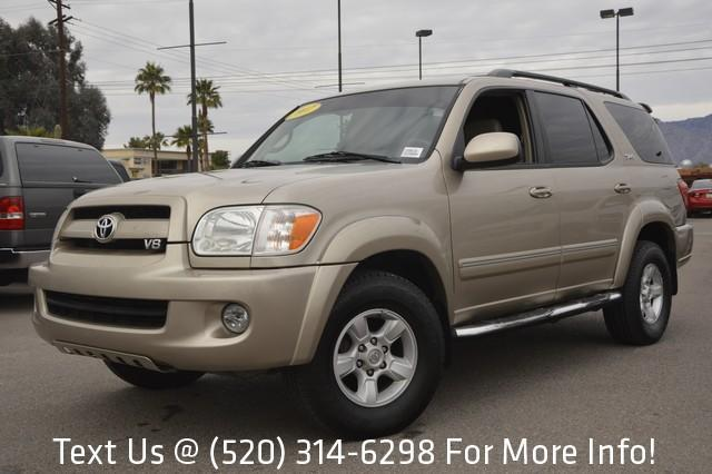 2007 Toyota Sequoia Sr5 Vehicles For Sale