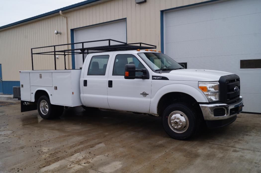 2013 Ford F350  Contractor Truck