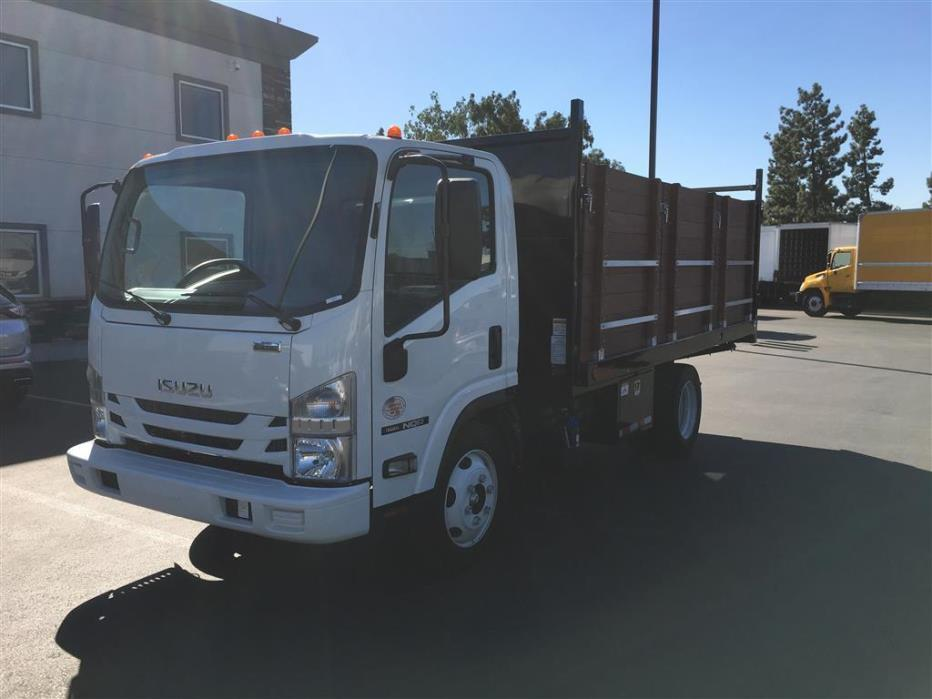 2016 Isuzu Nqr  Cabover Truck - COE