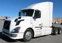 2012 Volvo Vnl64t630 Conventional - Sleeper Truck