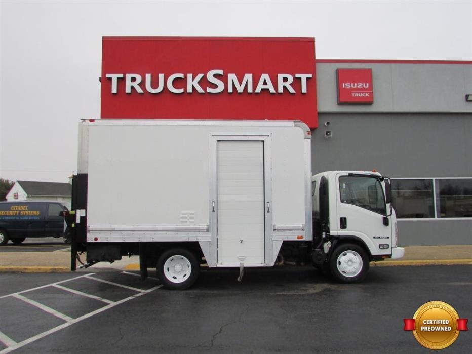 2011 Isuzu Nqr  Box Truck - Straight Truck