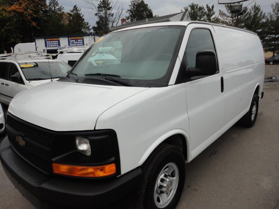 2013 Chevrolet Express Cargo Van  Cargo Van