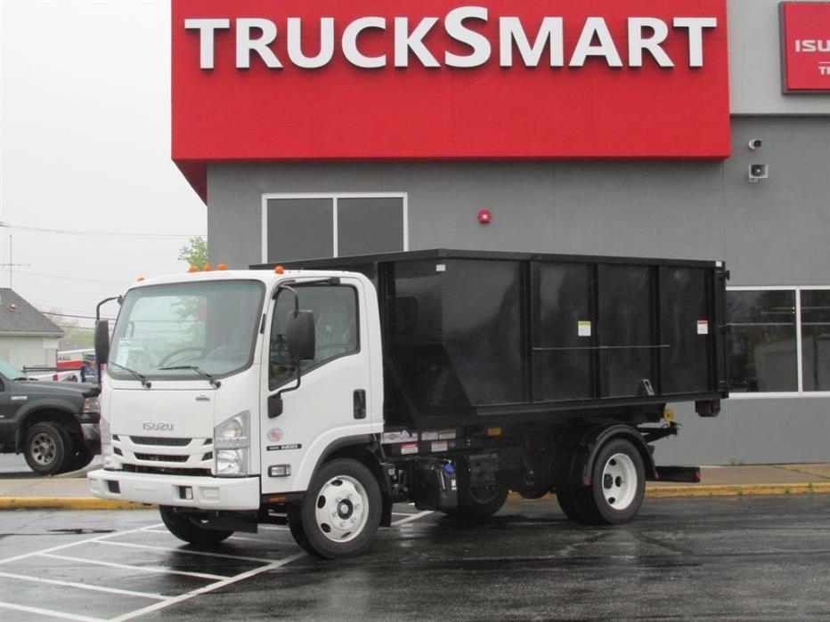 2017 Isuzu Nrr  Hooklift Truck