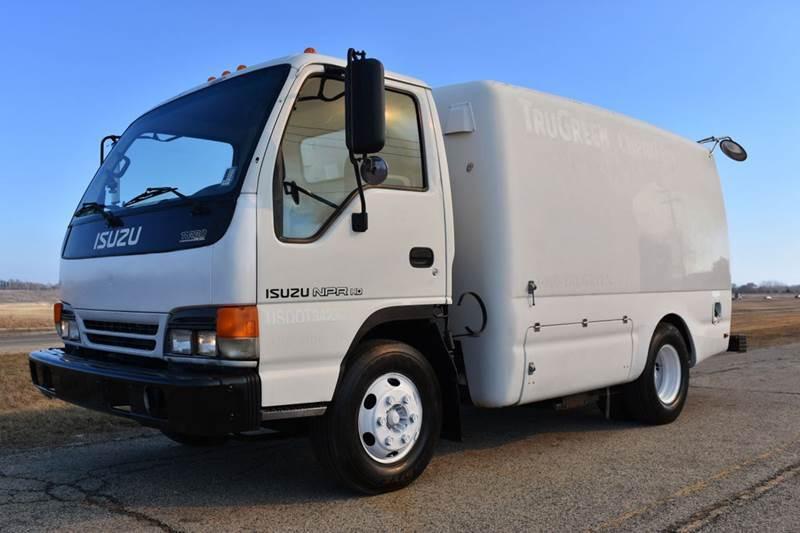 2003 Isuzu Npr Hd Trugreen Truck Utility Truck - Service Truck