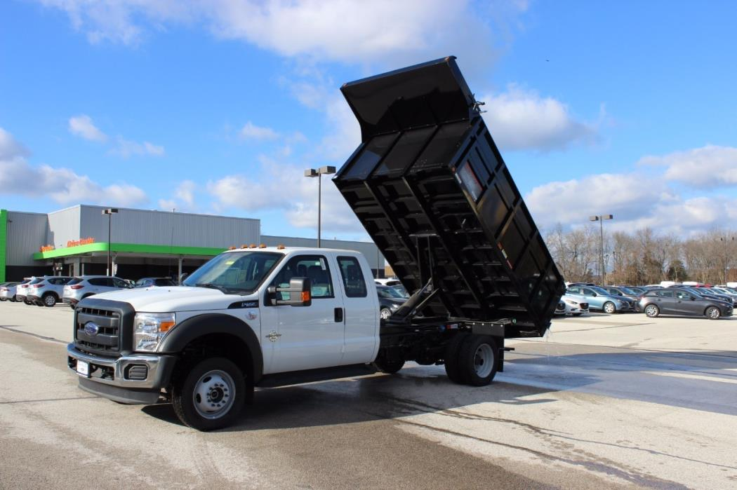 2016 Ford F550  Landscape Truck