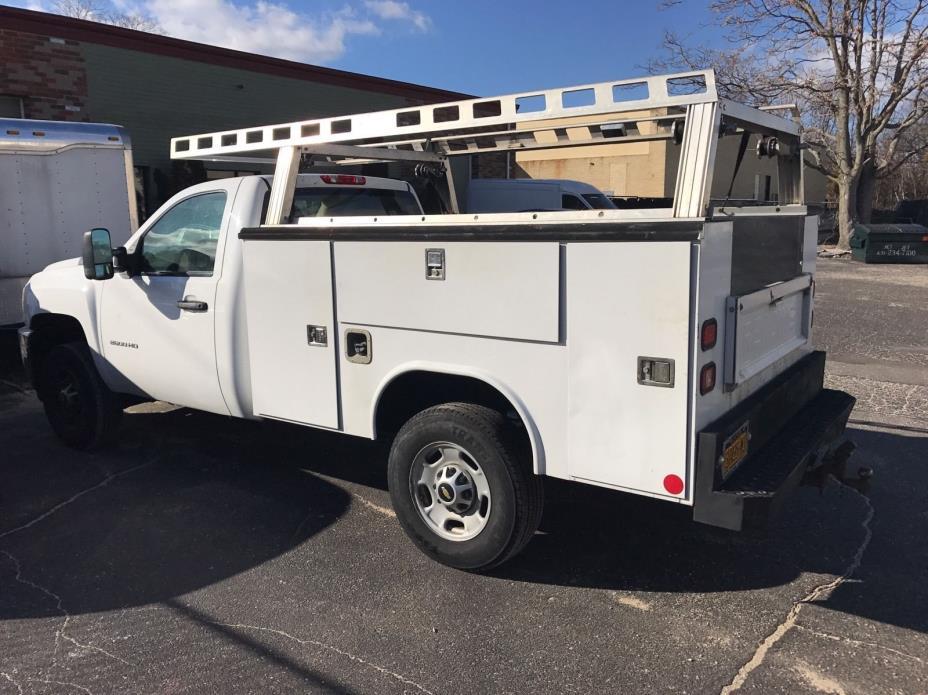 2011 Chevrolet Silverado 2500hd Utility Truck - Service Truck