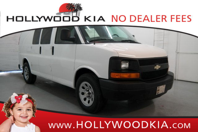 2010 Chevrolet Express 1500  Van