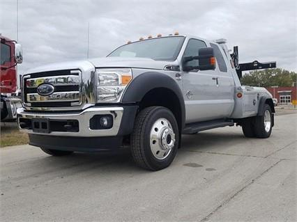 2016 Ford F550 Lariat Conventional - Sleeper Truck, 8