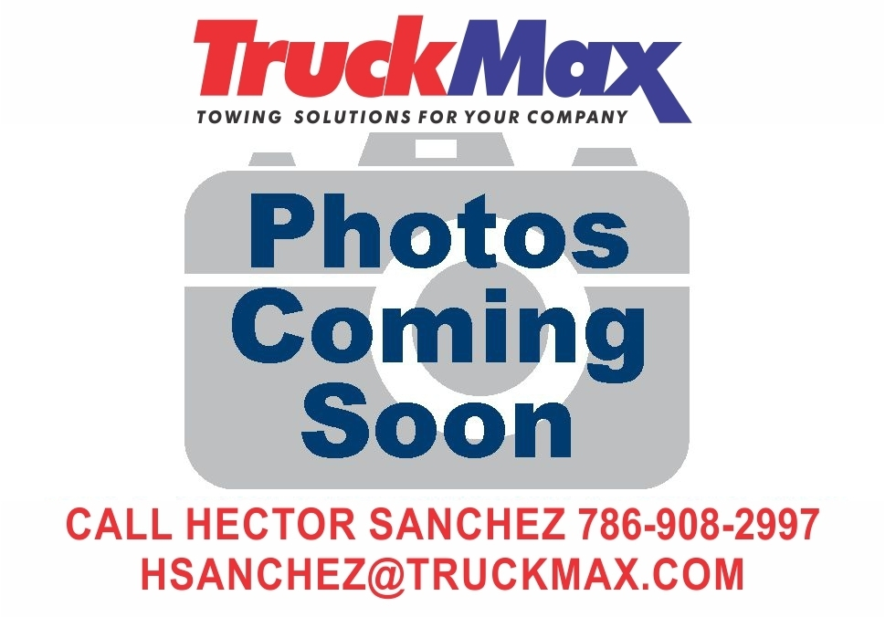 2008 Hino 258lp Rollback Tow Truck