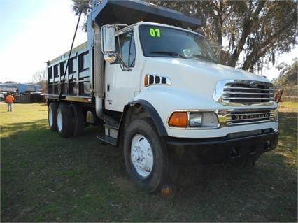 2007 Sterling Acterra 8500 Dump Truck