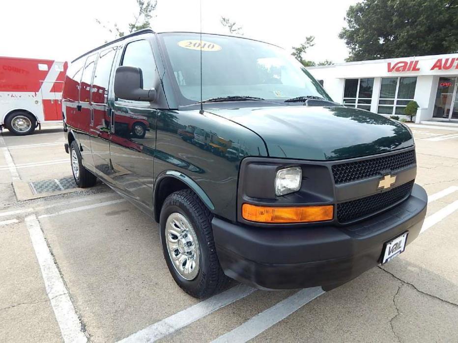 2010 Chevrolet G1500 Passenger Van