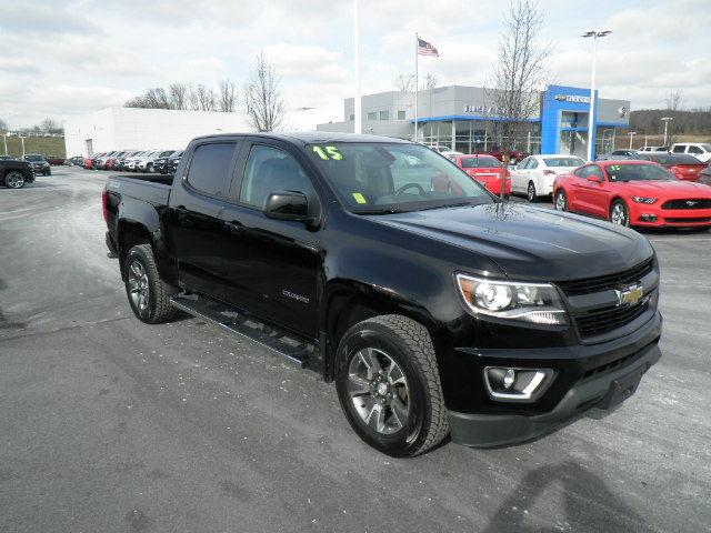 2015 Chevrolet Colorado  Pickup Truck