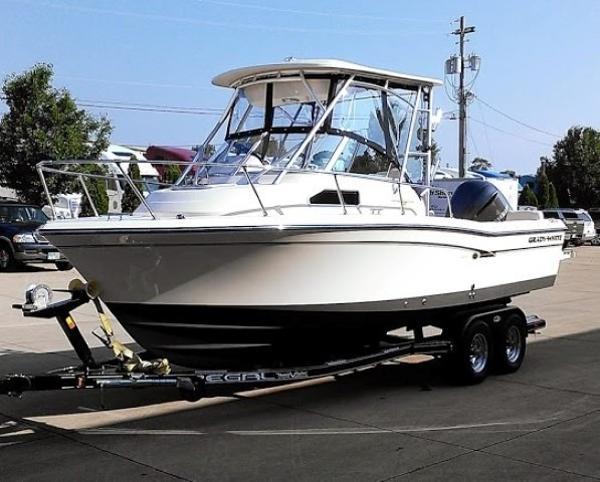 2014 Grady-White 226 Seafarer