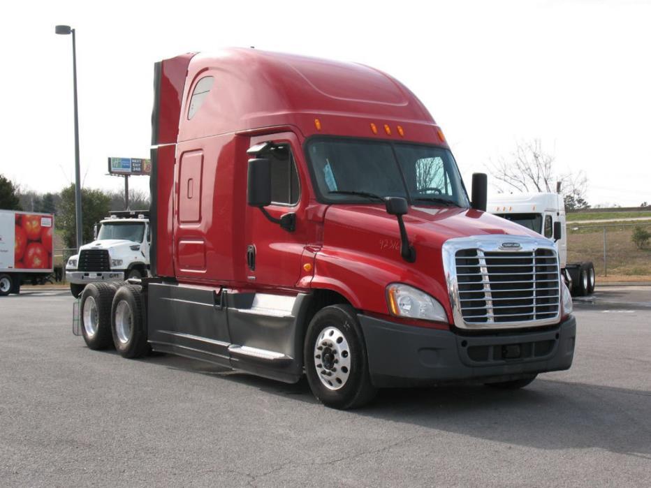 2014 Freightliner Cascadia 125 Evolution  Conventional - Sleeper Truck