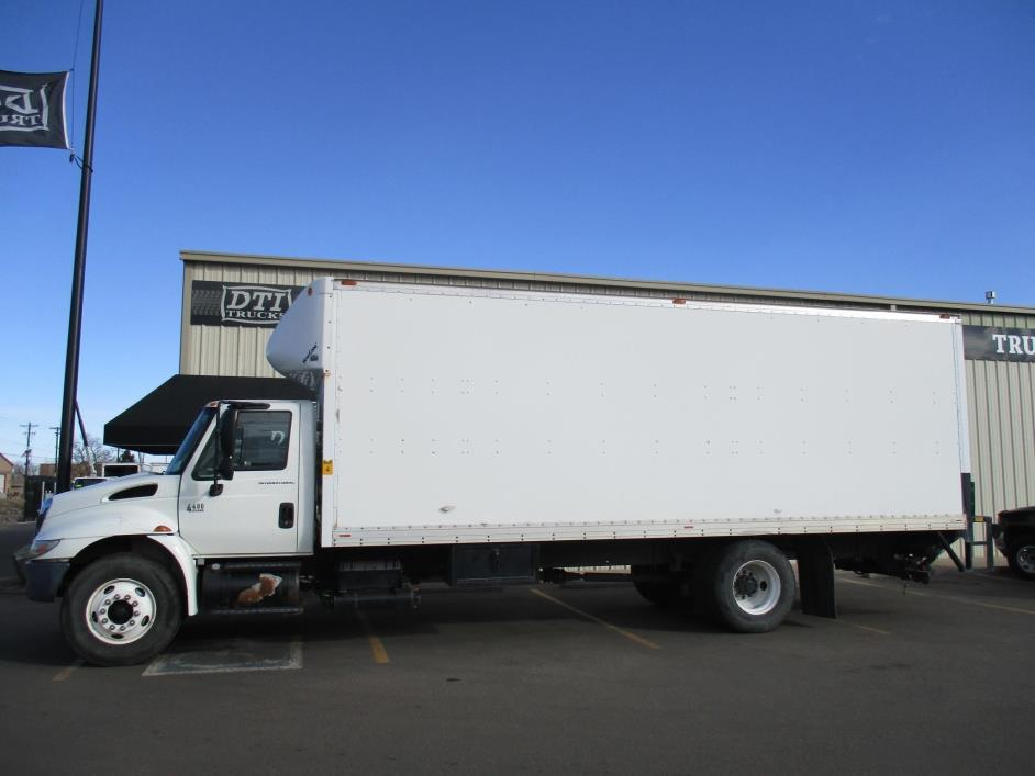 2008 International 4300 Box Truck - Straight Truck