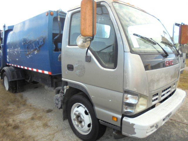 2006 Gmc W5500 Cab Chassis