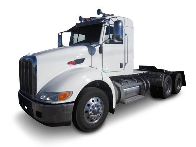 2014 Peterbilt 384  Conventional - Day Cab