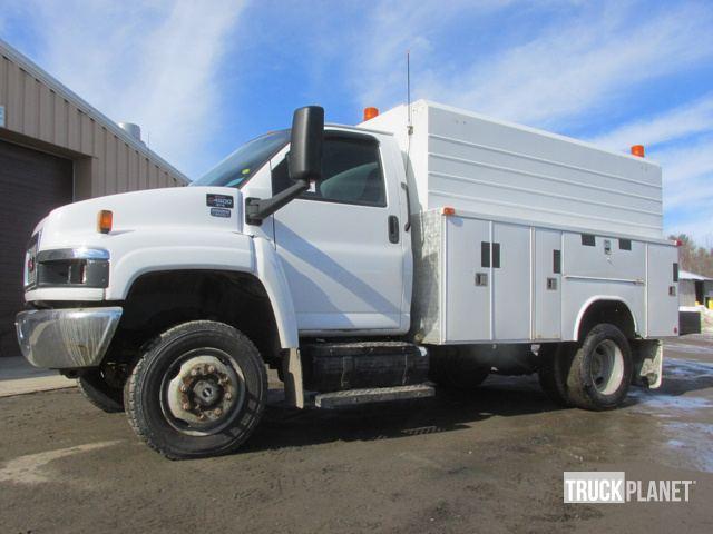 2008 Gmc C4500 Utility Truck - Service Truck