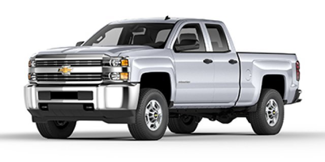2017 Chevrolet Silverado 3500hd  Pickup Truck