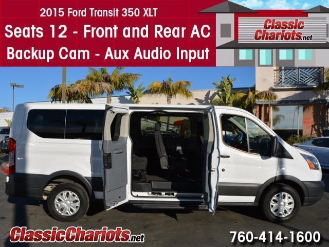2015 Ford Transit 350 Crew Van