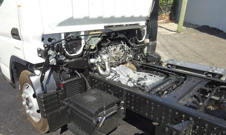2013 Mitsubishi Fuso Fe160  Landscape Truck
