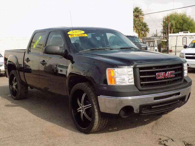2009 Gmc Sierra 1500 Pickup Truck
