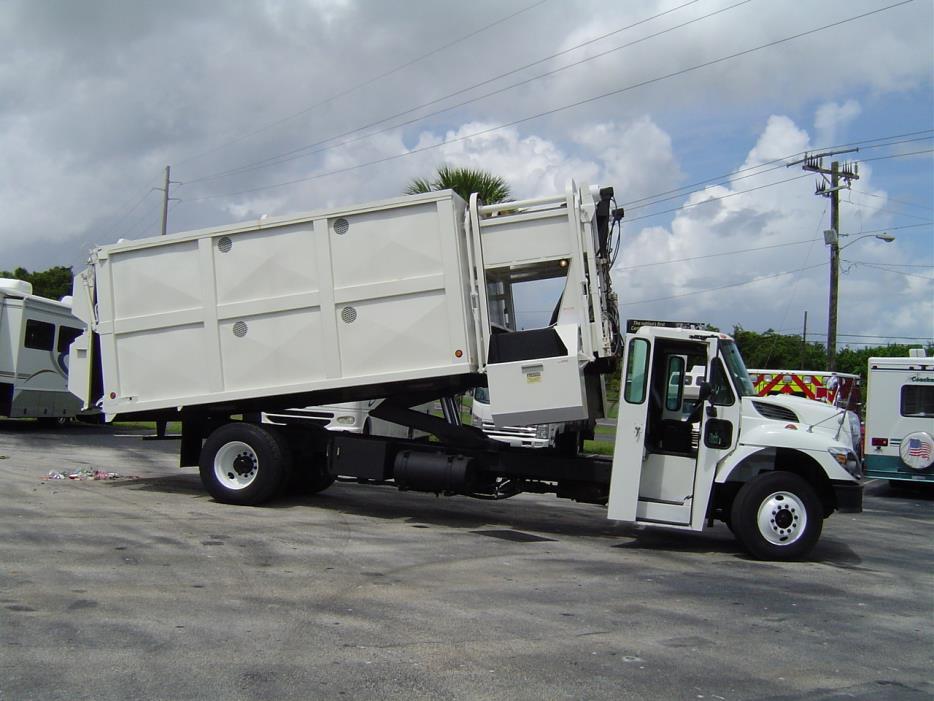 2008 International 7300 Dump Truck