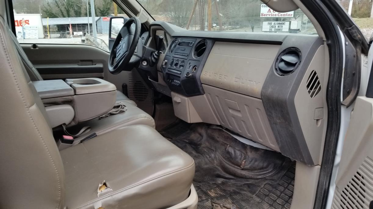 2008 Ford F450 Utility Truck - Service Truck, 6