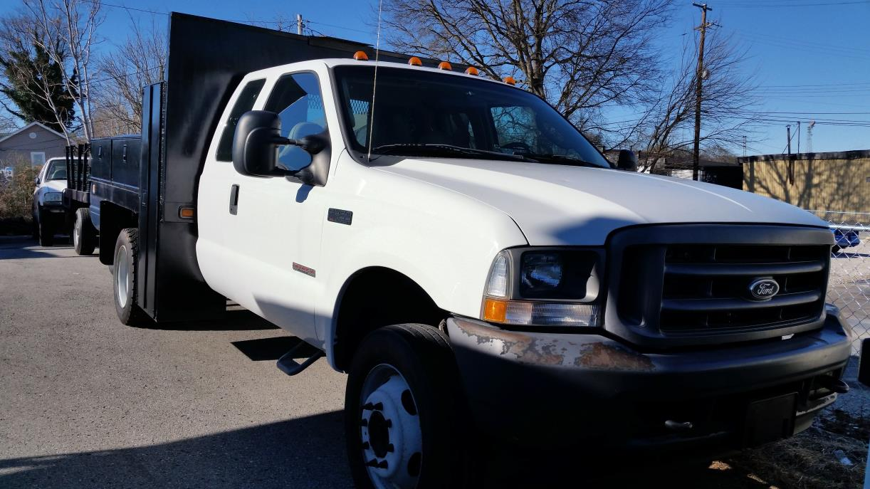 2004 Ford F450  Utility Truck - Service Truck