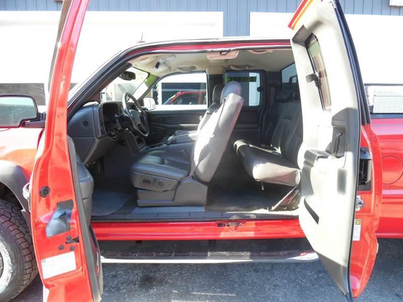 2004 Gmc Sierra 2500hd Pickup Truck, 7