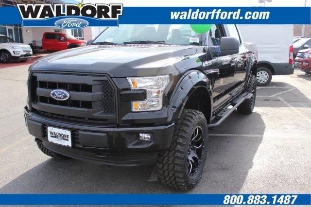 2016 Ford F150 Pickup Truck, 2