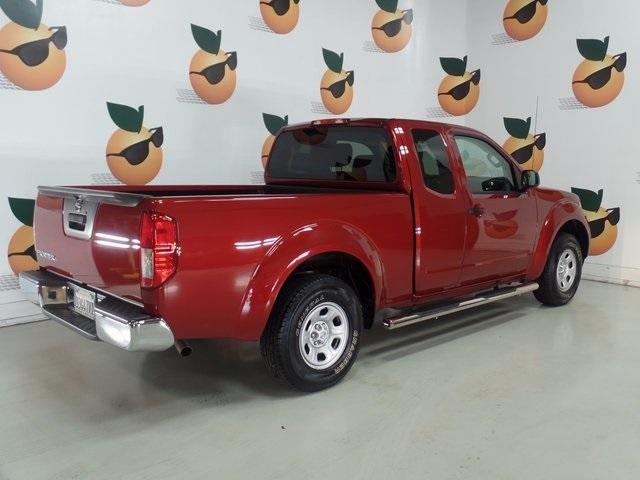2015 Nissan Frontier Pickup Truck, 4