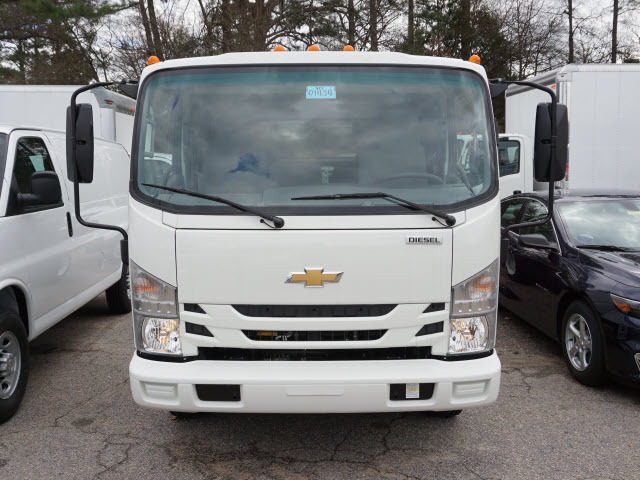 2017 Chevrolet 5500 Cab Chassis, 2
