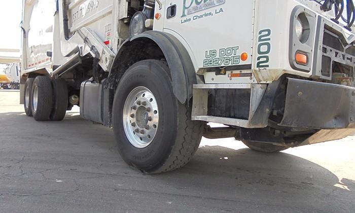 2013 Mack Mru613 Garbage Truck, 9