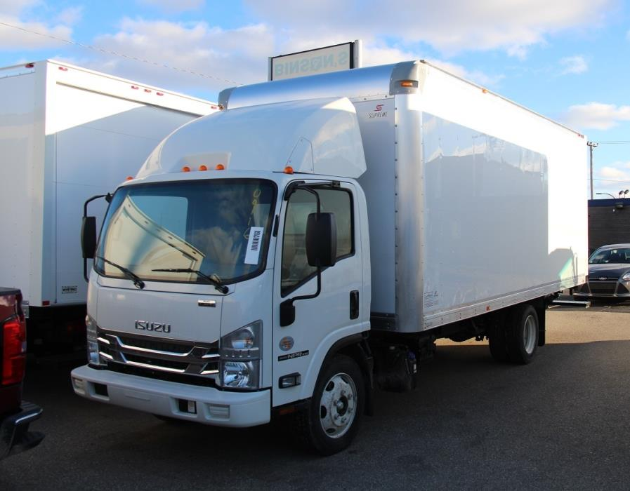 2017 Isuzu Npr Xd  Cabover Truck - COE