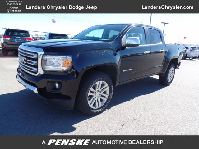 2016 Gmc Canyon  Pickup Truck