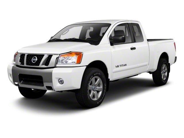 2011 Nissan Titan Pickup Truck, 1