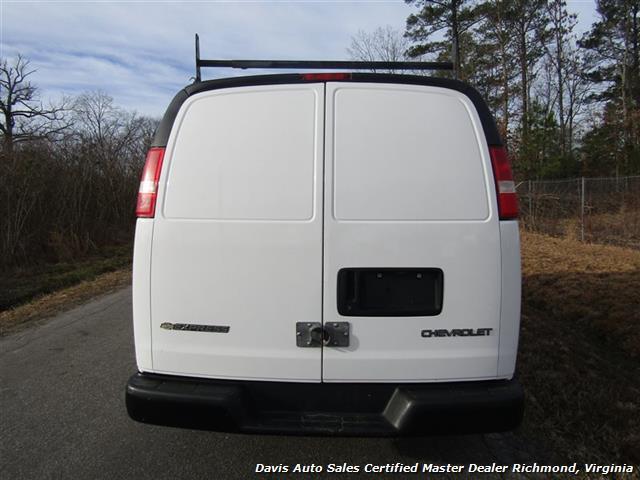 2006 Chevrolet Express Cargo Van, 6