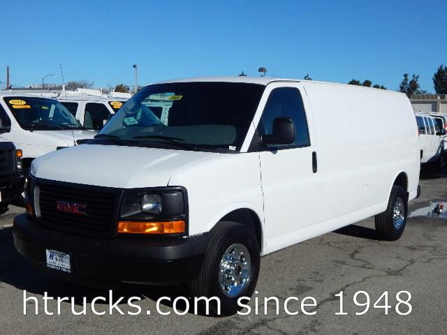 2012 Gmc 3500 Cargo Van