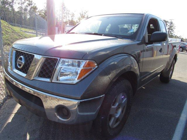 2007 Nissan Frontier Pickup Truck, 1