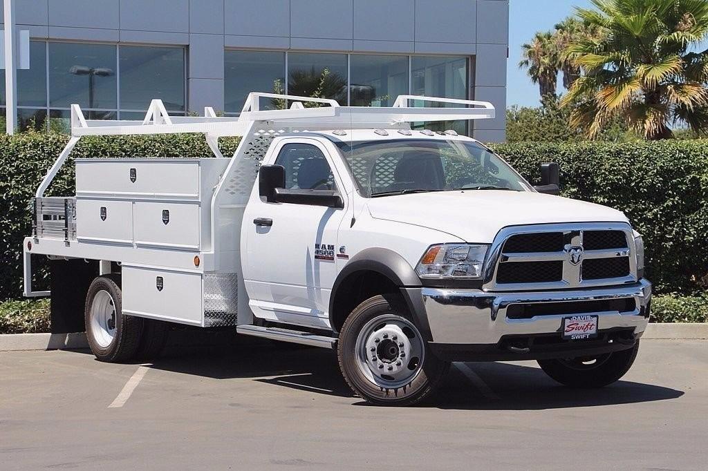 2016 Ram 4500  Contractor Truck